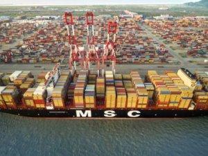 MacGregor designs innovative cargo system for MSC Gülsün