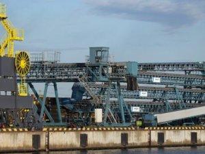 Record volume of grain handled at Riga