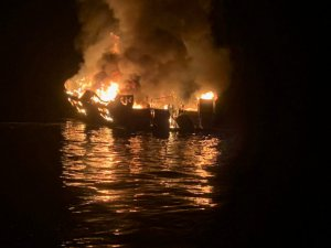Criminal Investigation Opened Into Fire Aboard California Dive Boat