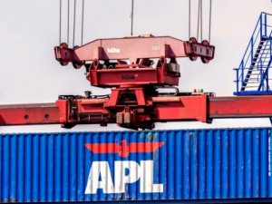 APL to implement Golden Week void sailings