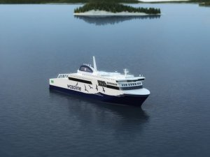 New Wasaline Ferry to Get Wärtsilä Navigation System