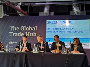 Green ship finance climbs up the agenda