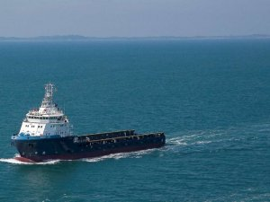 Kongsberg wins contract to upgrade Tidewater offshore supply vessel