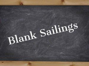 APL announces void sailings in October