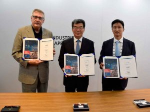 ABS, HHI Group Partner Up on Digitalization and Decarbonization to Advance Ship Designs