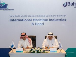 Saudi Arabia's International Maritime Industries Inks VLCC Order With Bahri, HHI
