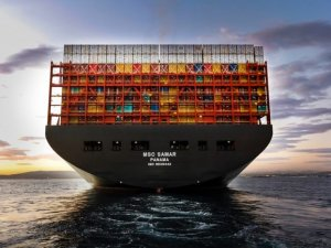 MSC: Third 23,000 TEU Boxship Named in Bremerhaven