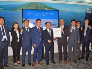 Hyundai Heavy Gets AIP from DNV GL for New LPG Carrier Design