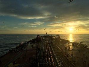 Hunter Tankers' 1st ECO VLCC Newbuilding Delivered