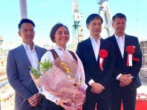 Odfjell: Newbuilt chemical tanker Bow Prosper officially named