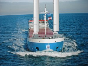 Van Dam Shipping to Install Wind Assisted Propulsion System