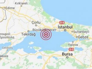 Istanbul earthquake: Magnitude 5.8 quake hits Turkey