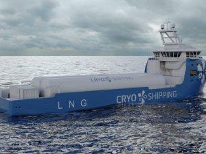 Cryo Shipping Turns to Bio Gas, Hydrogen