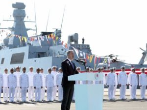 Turkish Navy Commissions 4th And Last Ada-Class Corvette
