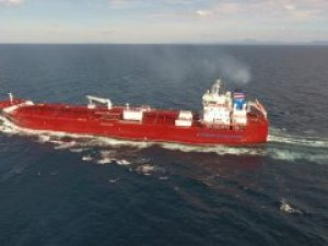 NYK Welcomes Its First Methanol-Fueled Ship
