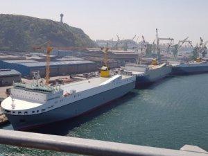 Fourth New 5,400-Lane-Meter RoRo Ship Joins CLdN Fleet