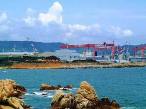Hyundai Samho Clinches Deal for VLCC