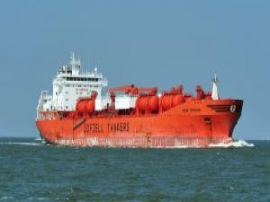 Sasol Invests in 1st South African-Owned Chemical Tanker