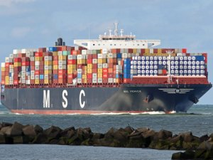 MSC Rules Out Using the Northern Sea Route