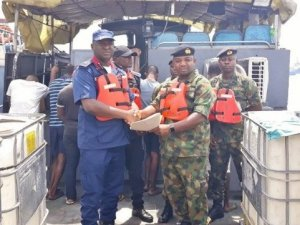 Nigerian Navy Arrests Seven for Providing Maritime Security Services
