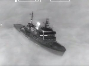 Russian Icebreaker Issues Mayday Call in Storm Off Norway