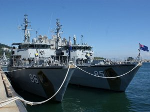 International Maritime Exercise 2019 begins in Middle East