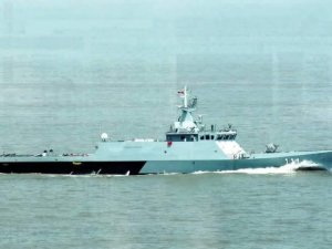 Royal Malaysian Navy first KD Keris LMS 111 Undergoes Sea Trials