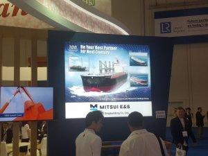 Mitsui E&S: 66,000 dwt Bulker Newbuild Delivered