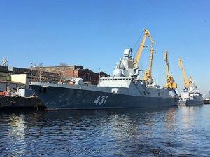 Admiral Kasatonov frigate begins acceptance trials