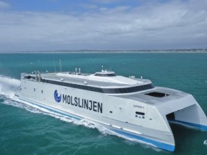Austal to Build a New Catamaran for Molslinjen