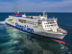 Stena Estrid Wraps Up Sea Trials in China's Yellow Sea