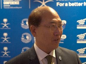 "IMO Secretary-General: ""Without Sustainability, We Cannot Survive"""
