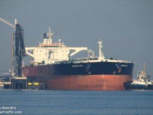 Bouboulina was not responsible for Brazilian oil slick