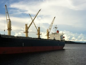 Diana Loses Charter Deal for Post-Panamax