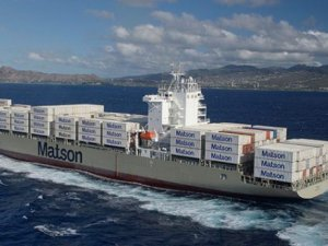 Matson maintains full year 2019 operating income outlook