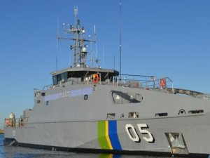 Austal Delivers Guardian-Class Patrol Boat RSIPV Gizo For Solomon Islands