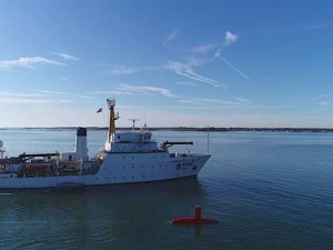 IXblue's DriX USV Successfully Tested By NOAA Scientists