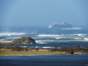 Viking Sky Near Grounding the Result of Low Lubricating Oil
