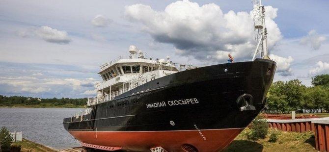 Russia's Northern Fleet to test Nikolai Skosyrev hydrographic vessel