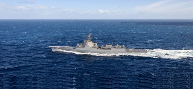 Australian Navy will receive Sydney Air Warfare Destroyer in 2020