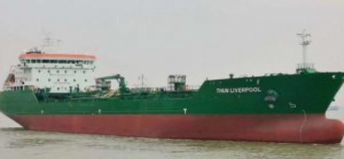 Thun Tankers Receives Third China-Built L-Class Tanker
