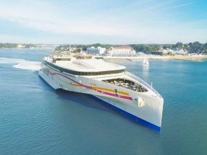 Consortium Involving Brittany Ferries Buys Condor Ferries
