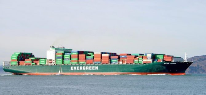 Navis MACS3 on board of two Evergreen's newbuilding series