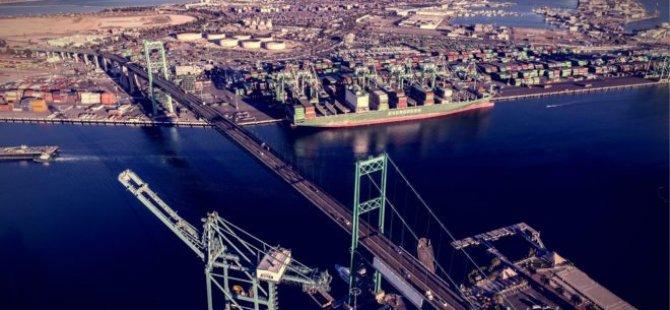 Tariffs take toll on Port of LA October volumes