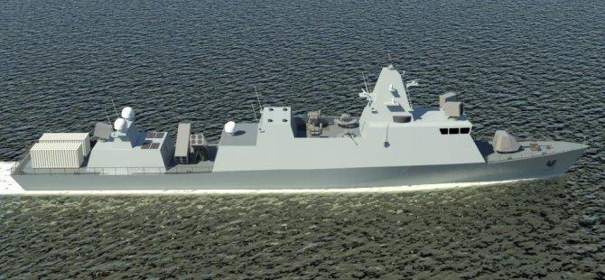 Israel Shipyards To Design New Reshef-Class Corvette For Israeli Navy