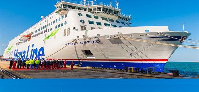 Stena Estrid Joins Stena Line's Fleet