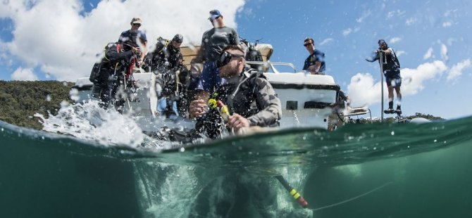 Naval exercise Dugong 2019 started in Australia