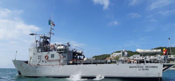 Leonardo ULISSES submarine-hunting acoustic system succesfully passes sea trials