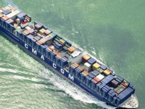 CMA CGM, GRR from Canada to Indian Sub Continent