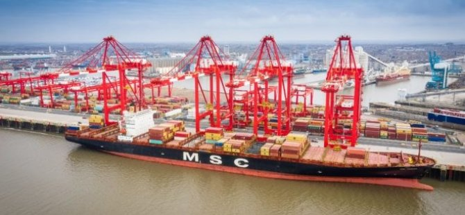 Peel Ports hits record container throughput